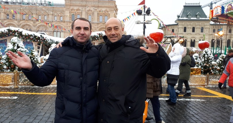 Паоло Вентурини «Monster Frozen» готовится к забегу в Якутии