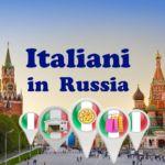 ITALIANI IN RUSSIA